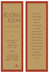 Reading-Room-invite-Mumbai